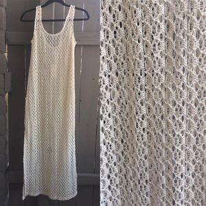 Brand New! Crochet Cover-up Dress